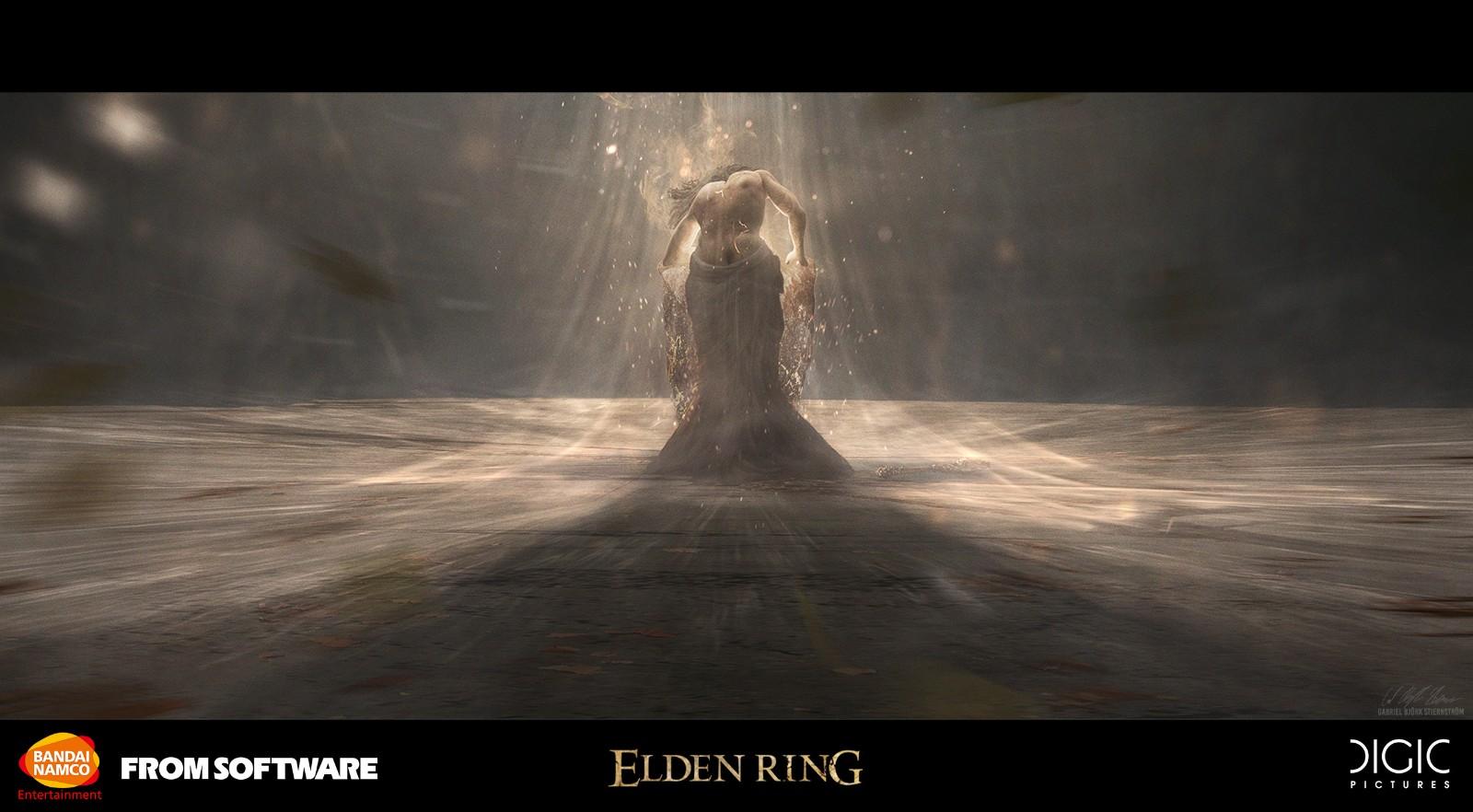 《Elden Ring》美工分享大量概念原画