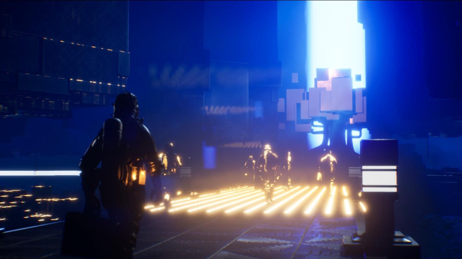 国产射击冒险游戏《梦神计划:序章》在Steam免费推出
