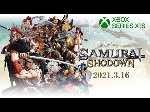 《侍魂 晓》Xbox Series X