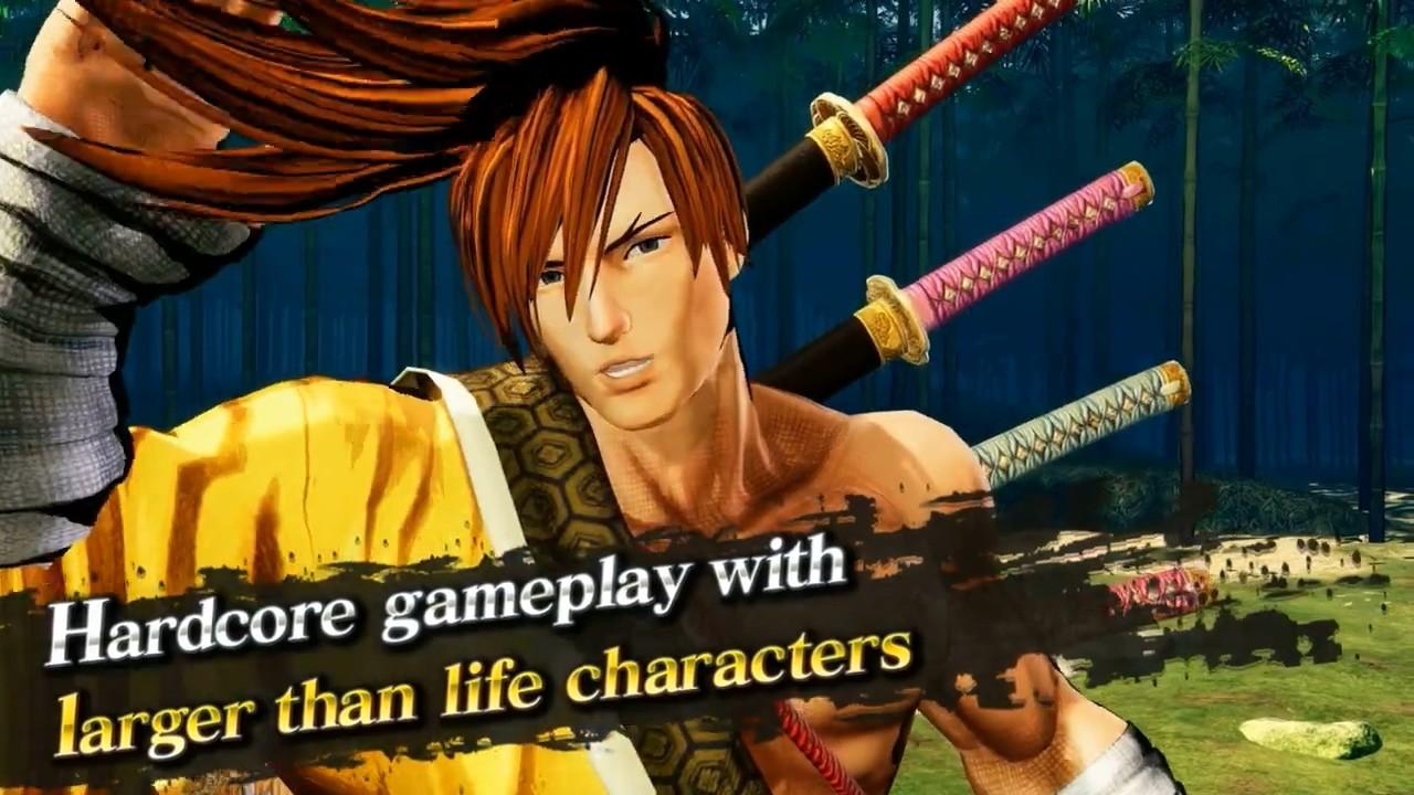 《侍魂 晓》Xbox Series X|S版3月16日发售 支持120FPS