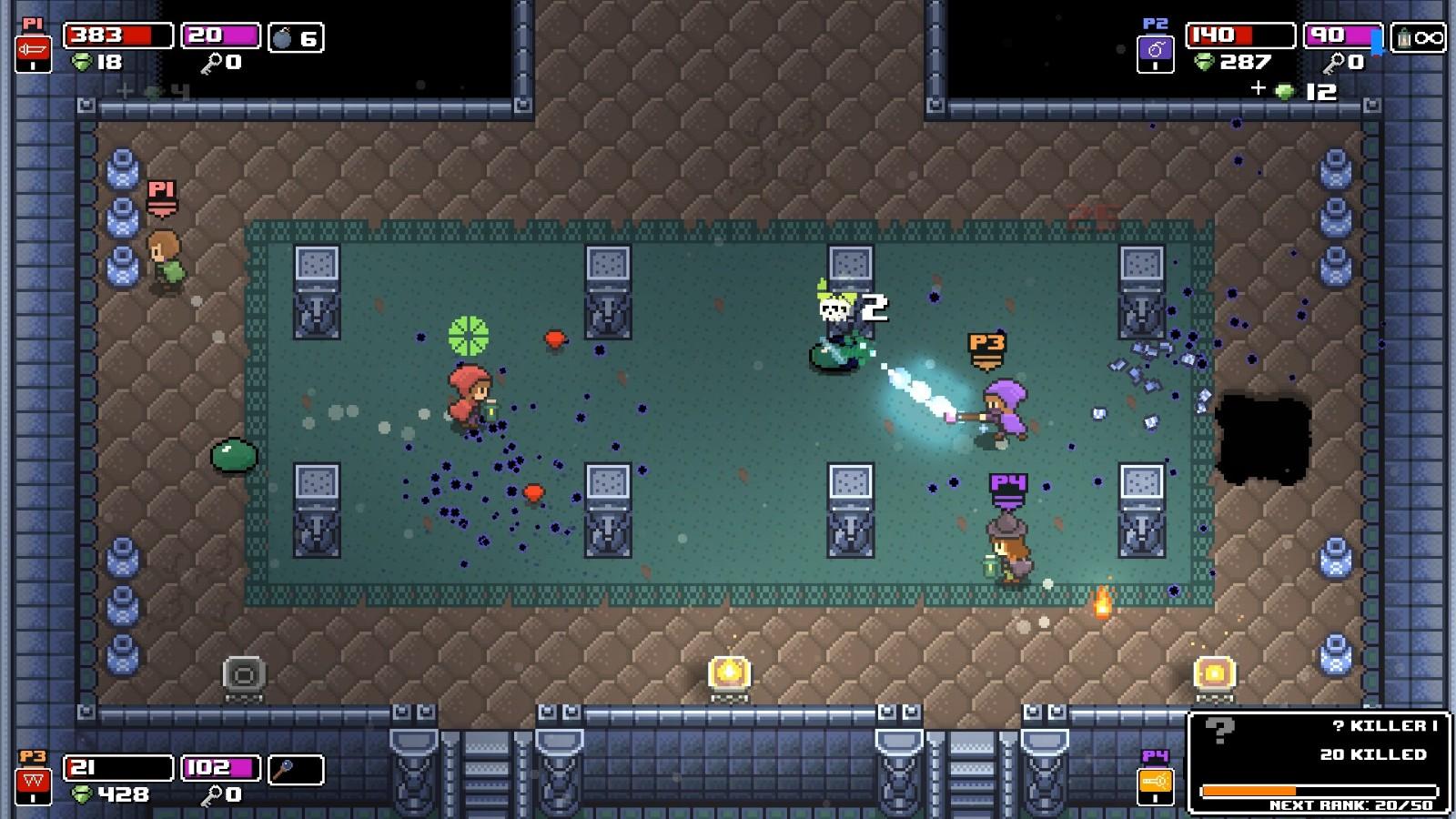 Roguelite游戏《痞子英雄:泰索斯遗迹》2月23日发售 试玩版已上线