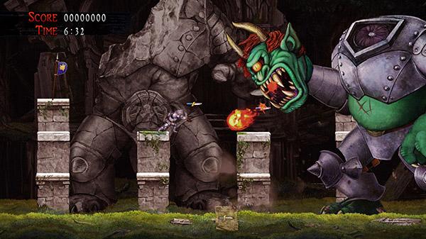 《魔界村Resurrection》开发日志:向初代游戏致敬