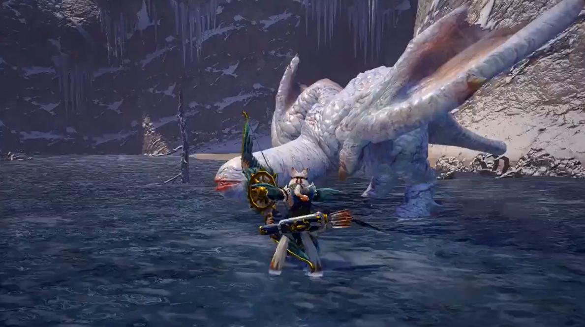 《怪物猎人:崛起》奇怪龙介绍 怪异又可怕的飞龙