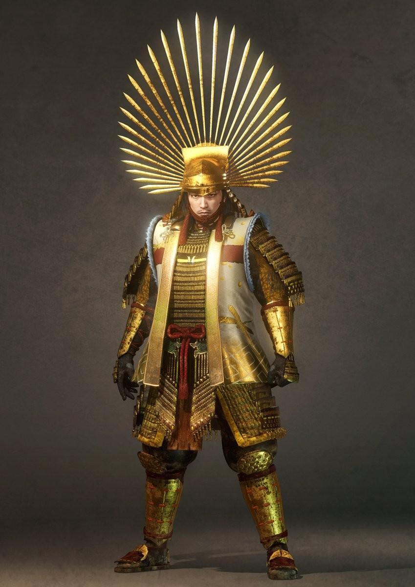 庆祝《仁王2》新版发售 原版游戏玩家将获两套新盔甲