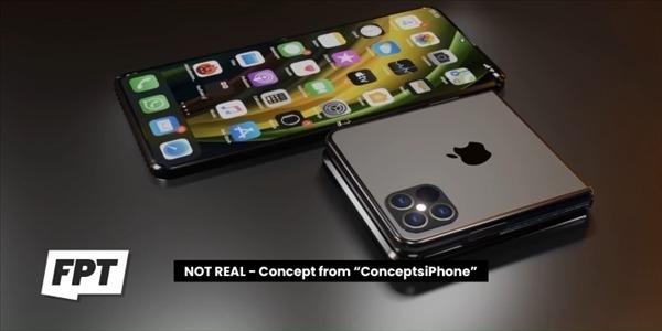 曝首款折叠屏iPhone明年发布!采用新型玻璃:消灭屏幕折痕