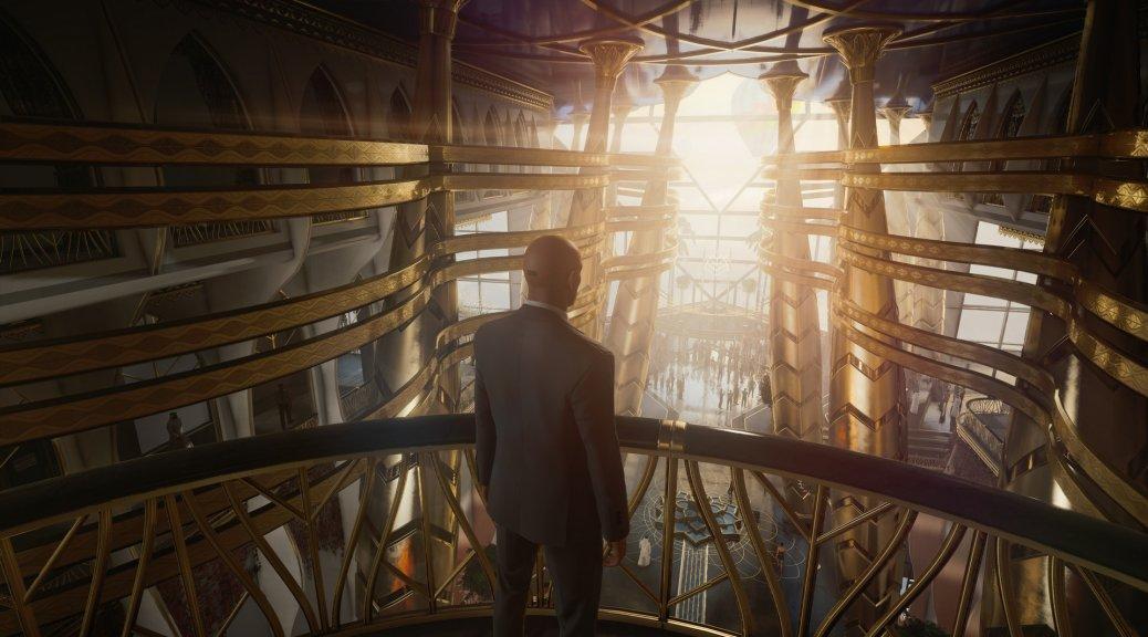 Epic CEO回应:正与IO接洽解决《杀手3》存档问题