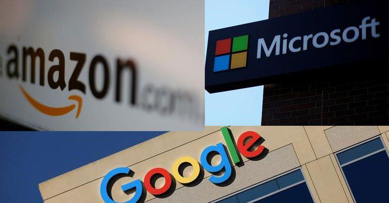 大牌工作室被瞄准 谷歌、微软、亚马逊又要收购了
