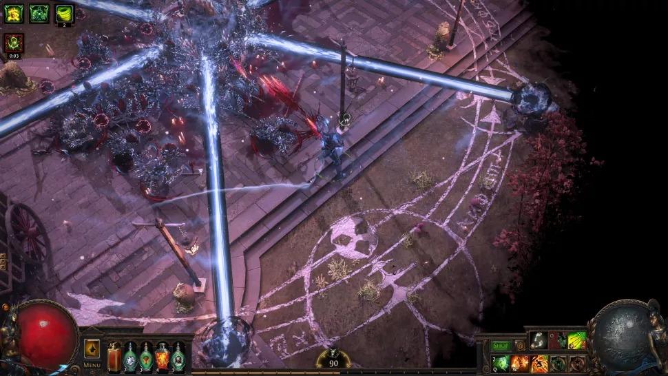 《流放之路》新资料片上线后 玩家在线数创历史新高