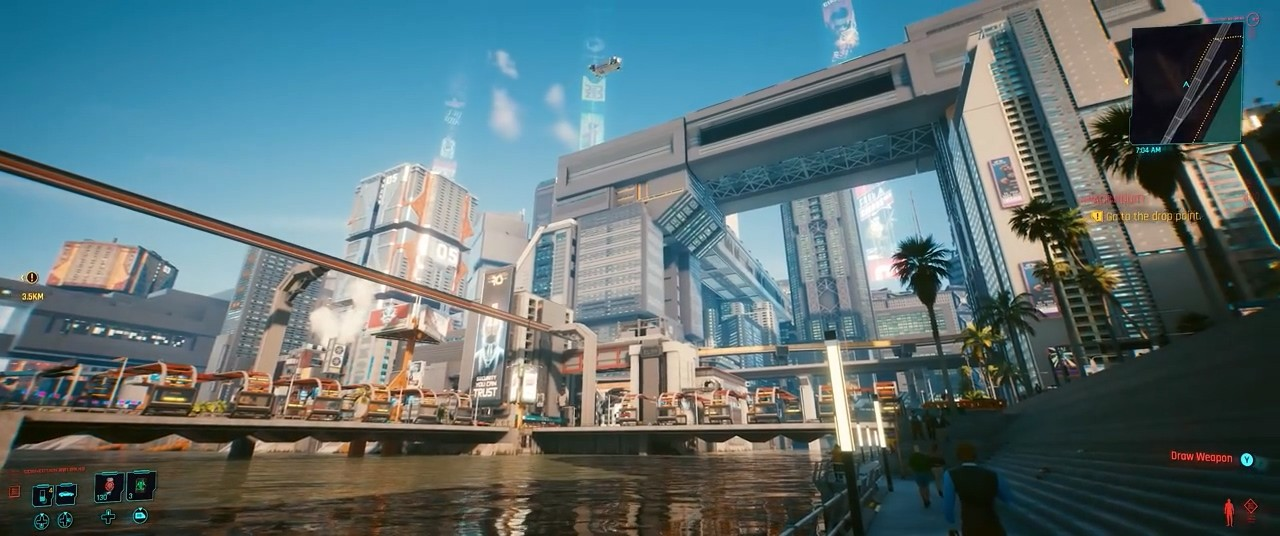 建筑师评价《赛博朋克2077》建筑设计:去人性化的世界