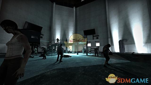 《求生之路2》会议厅生存地图MOD