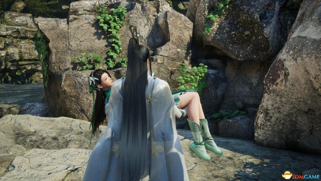 《仙剑奇侠传7》女主去除白秋裤MOD