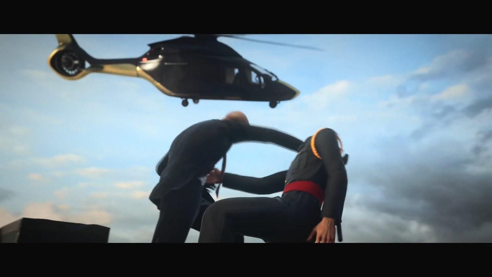 《杀手3》上市预告公开 暗杀即将开启