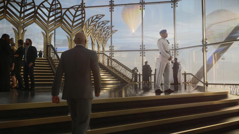 《杀手3》战役通关时长曝光:大约8个小时