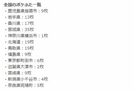 《宝可梦》全新井盖今日奈良上路 总数已达148皆不重样