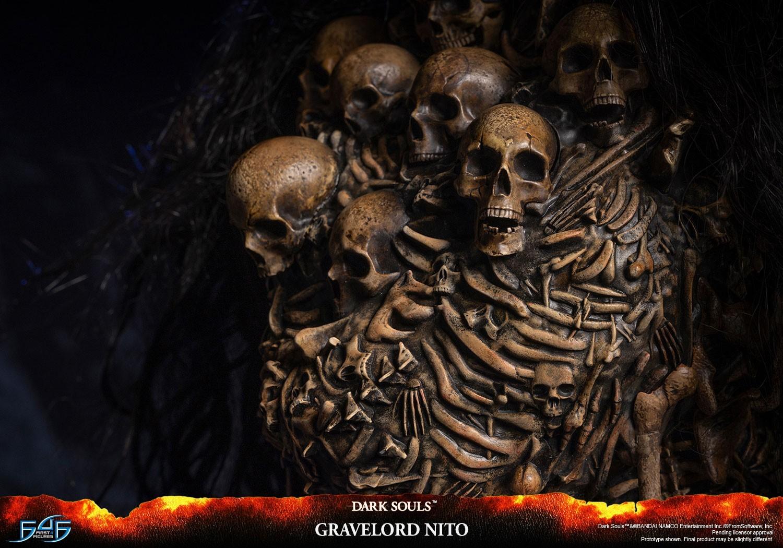 First4Figures《黑暗之魂》墓王尼特雕像 限时预购价699.99美元