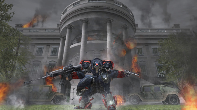 外媒推选《游戏中的优秀总统》《合金装备2》中的排第2