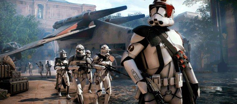 消息称EA将于年内推出小体量星球大战射击类游戏