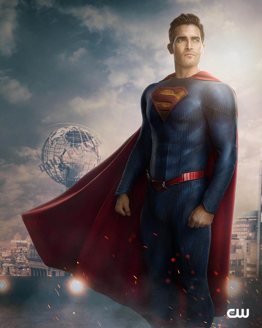 《超人与露易丝》首集90分钟 《闪电侠》新一季延期