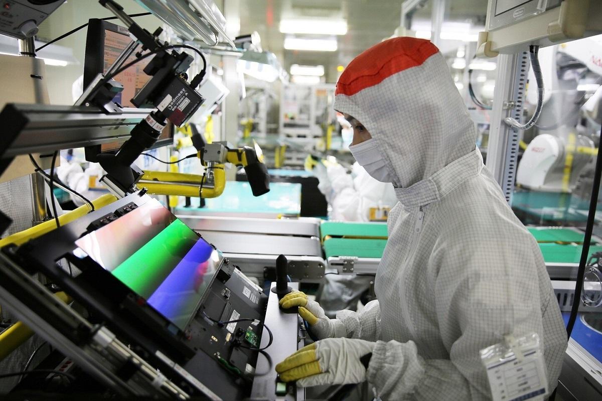 三星将推出首款90Hz OLED笔记本电脑屏幕, 首批产品年内上市