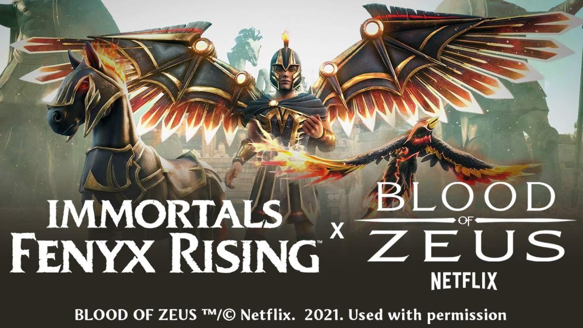 《渡神纪:芬尼斯崛起》推出限时《宙斯之血》联动任务