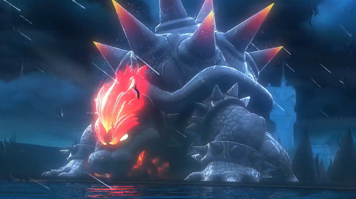 任天堂发布两段《超级马力欧3D世界+狂怒世界》TVCM
