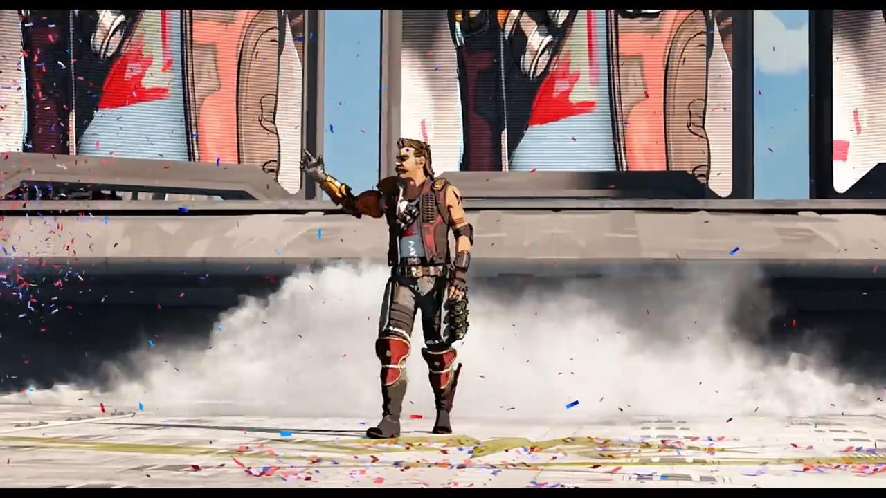 《Apex英雄》第八赛季中文发售预告 亡者峡谷被毁