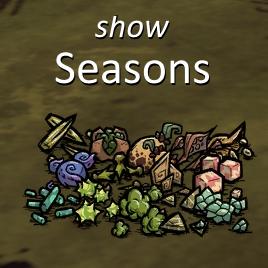《饥荒》显示种子最佳季节MOD