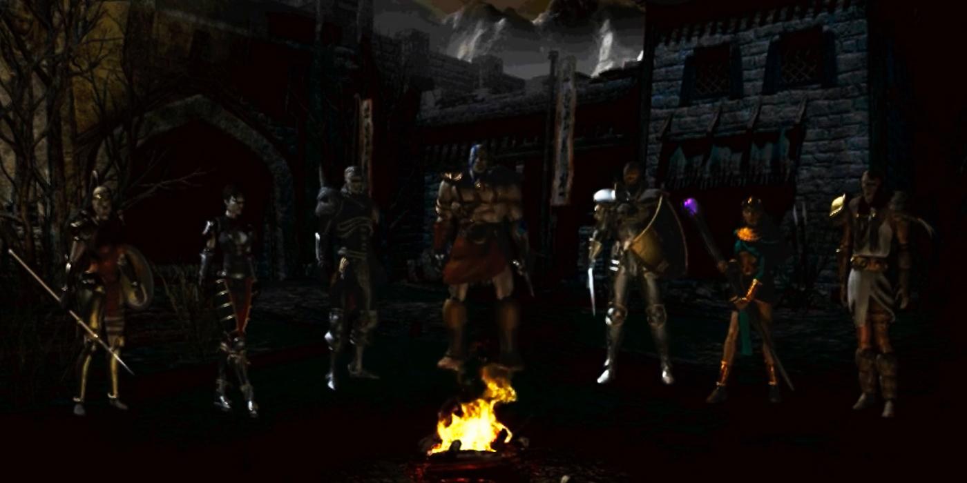 彭博社:《暗黑破坏神2》重制版正在开发中 VV接手