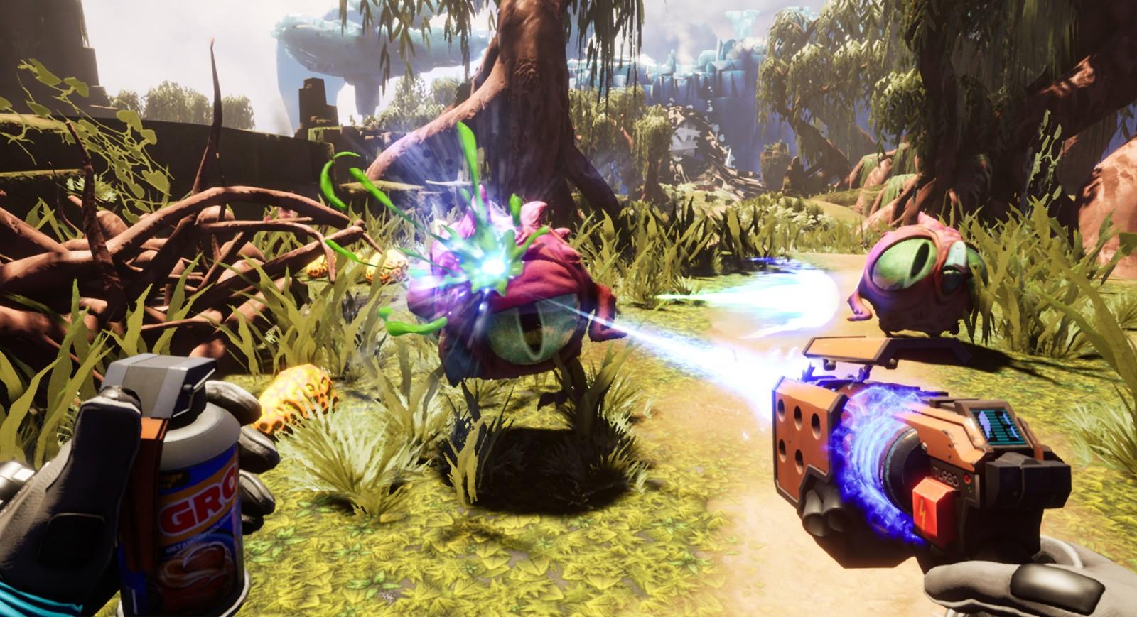 Epic独占一年后 《狂野星球之旅》即将登陆Steam