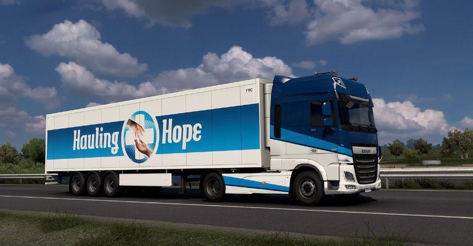 《美国卡车模拟》开发商被疑反对新冠疫苗 紧急发文澄清