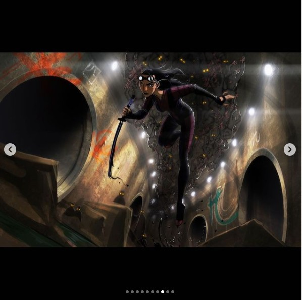 BioWare曾开发《翡翠帝国》精神续作  原画曝光、遗憾被取消