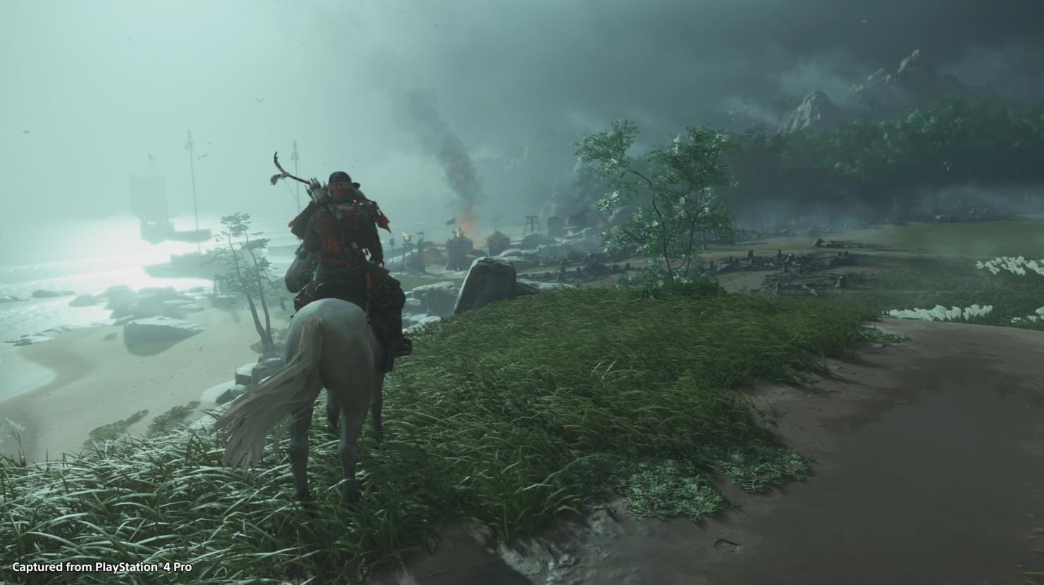 索尼可能正为PS5开发《对马岛之鬼》续作