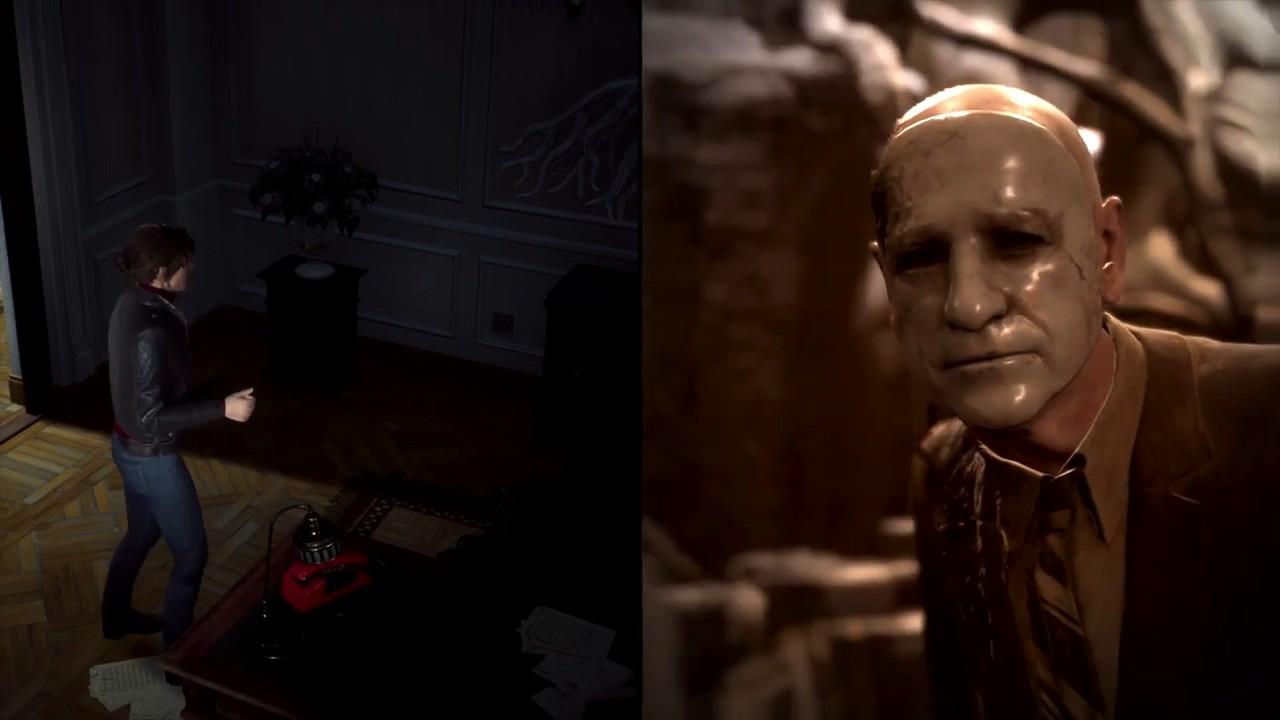 《灵媒》序幕试玩视频 女主角与已故人士通灵