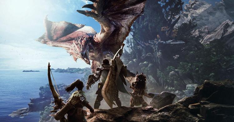 玩家打造8位BIT风纪念视频 庆祝《怪猎世界》发售3周年