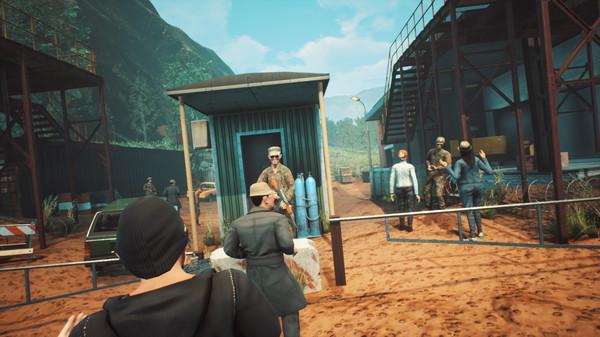 《走私模拟器》上架Steam 体验边境走私者的生活