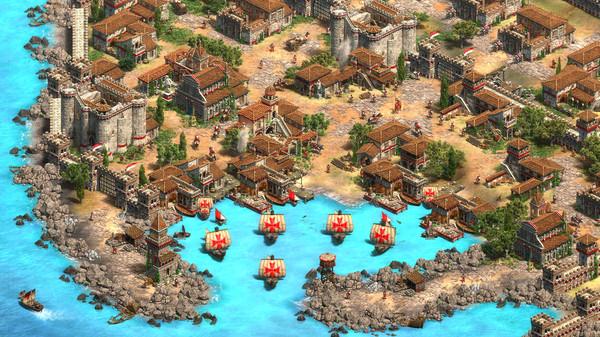 《帝国时代2决定版》新DLC西方霸主上市 国区售价39元