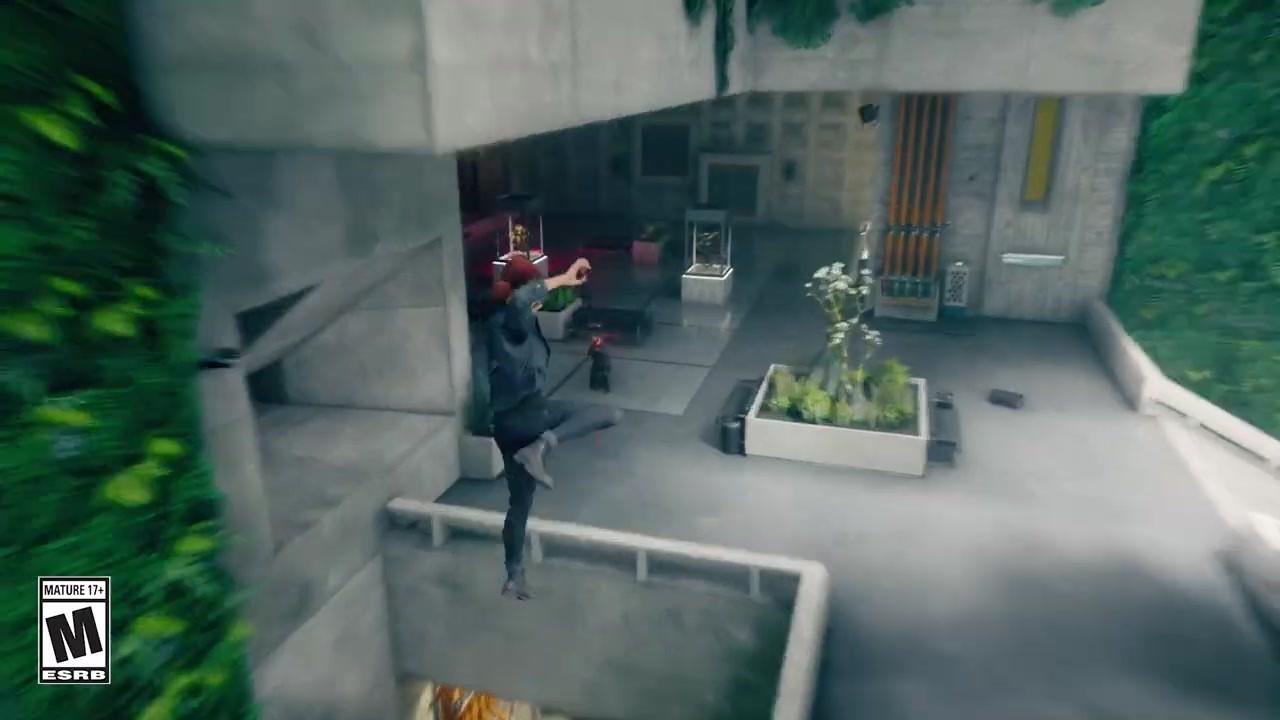 《控制》次世代终极版将于2月2日登陆PS5/XS