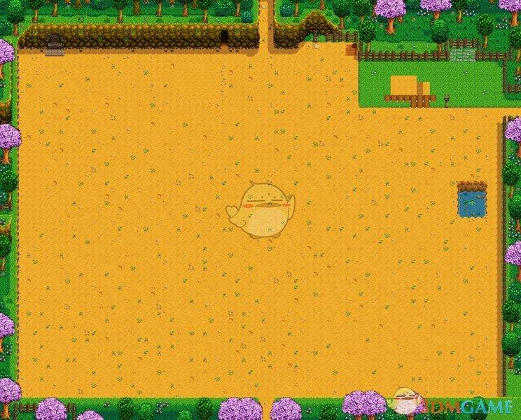 《星露谷物语》简单标准农场MOD