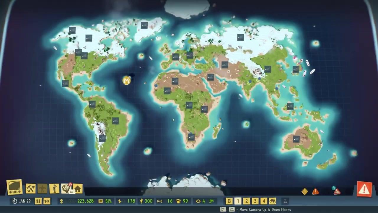 《邪恶天才2:世界统治》预告片公布发行日期
