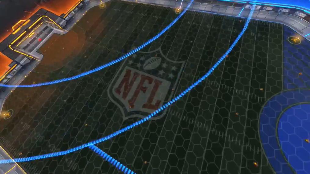 《火箭联盟》新限时模式即将上线  这次是橄榄球
