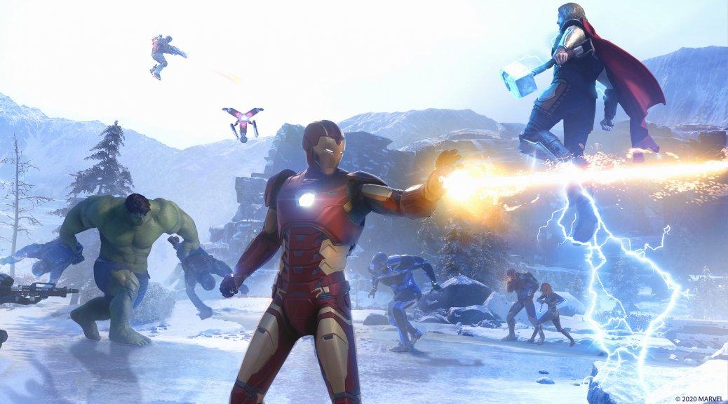 《漫威复仇者联盟》PC版更新 提升了稳定性和性能