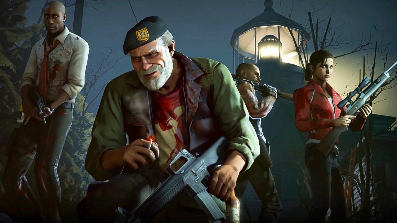 发售11年 德国玩家终于玩上未审查版《求生之路2》