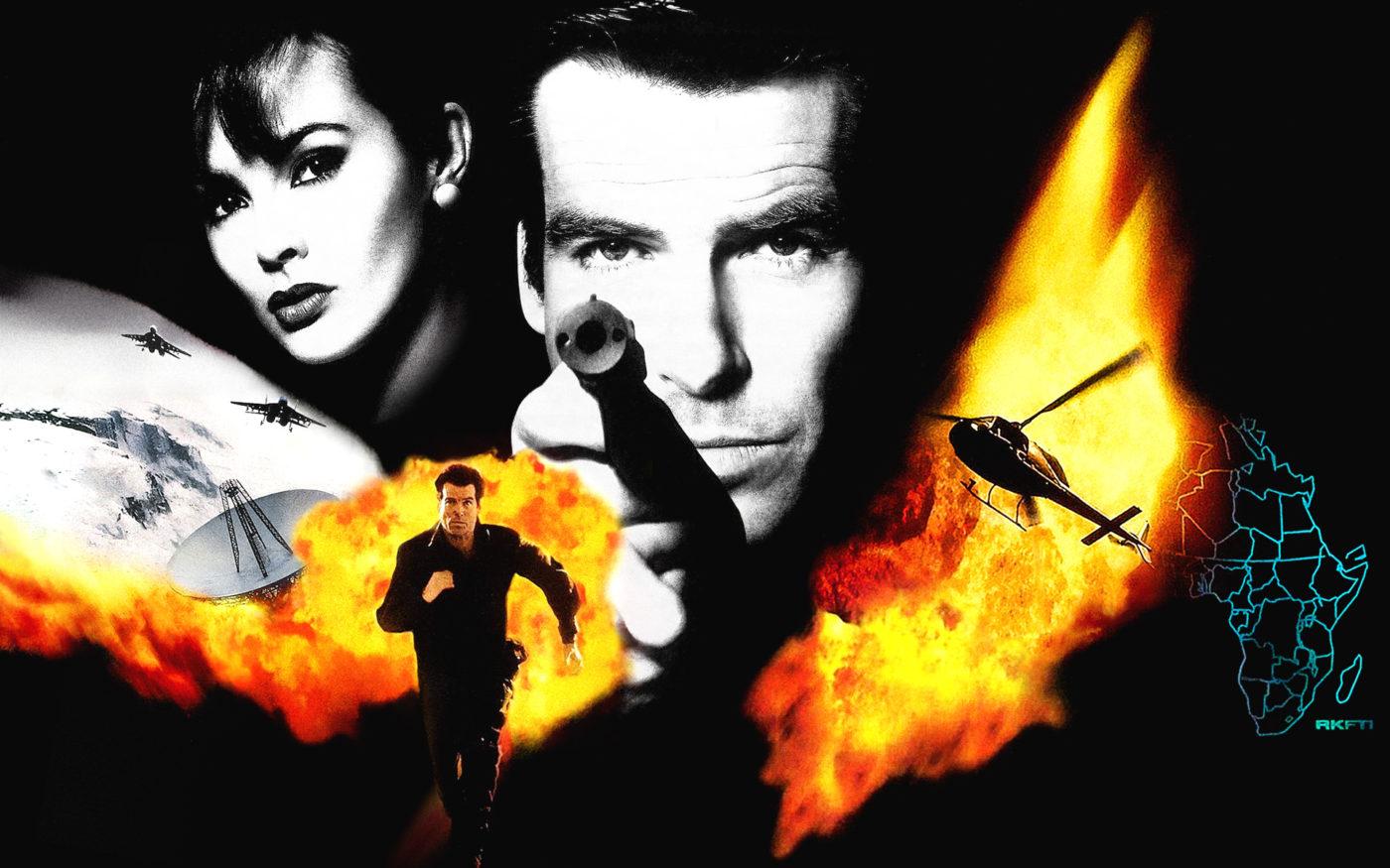 《007黄金眼》复刻版完整演示公开 或于今年发售