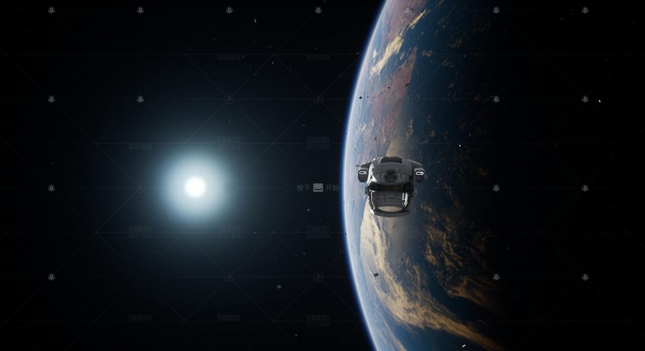 当个太空人飘啊飘——《边境》小评测