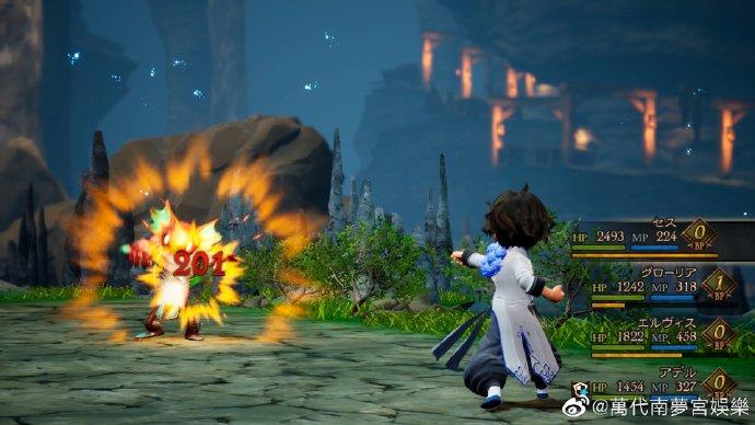 《勇气默示录2》特色系统情报公开 游戏更具战略性