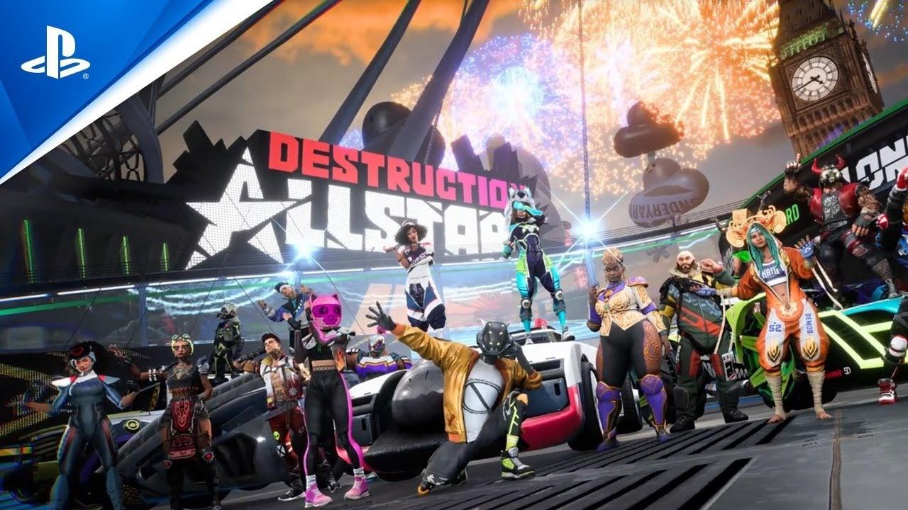 PS5独占《毁灭全明星》将有至少一年的发行后内容