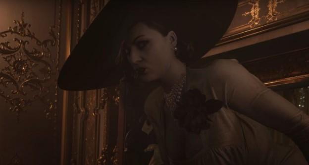 《生化危机8》艺术总监:吸血鬼夫人2.9米高 全家都盯上了伊森