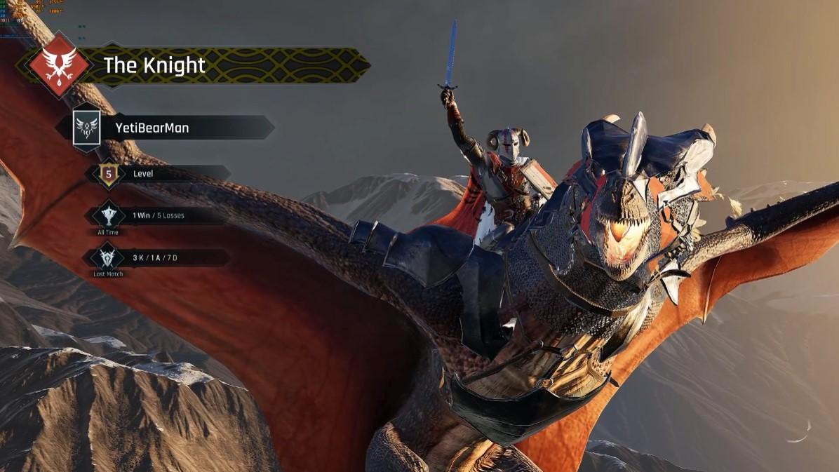 骑龙多人对战游戏《世纪:灰烬纪元》B测演示