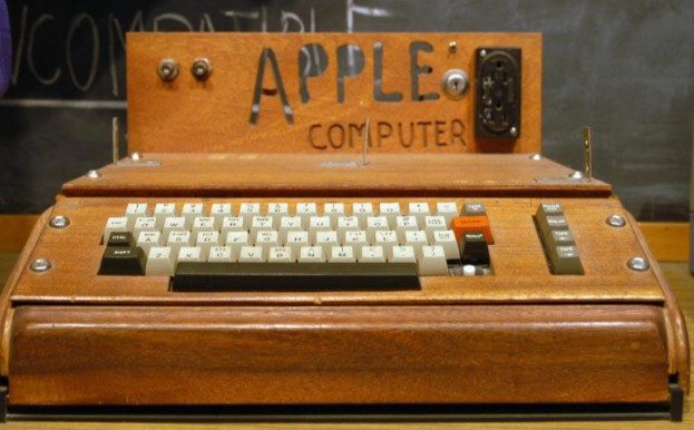依然可运行Apple I电脑惊现eBay 卖价达150万美元