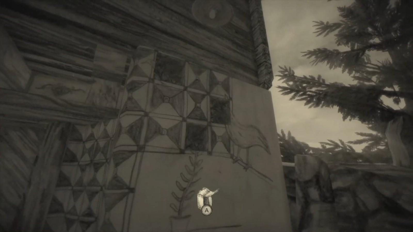 手绘恐怖游戏《蒙道恩》3月16日发售 登陆全平台